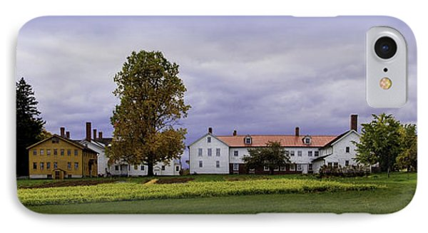 Canterbury Shaker Village Nh IPhone Case by Betty Denise