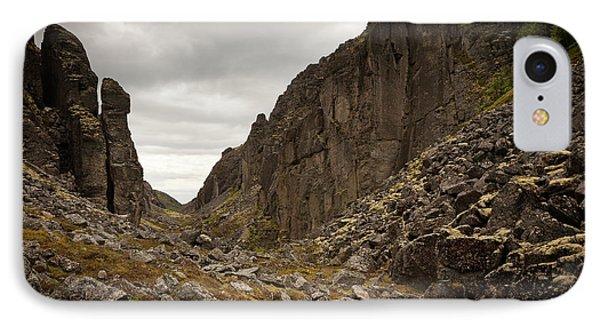 Canyon Aku Aku Phone Case by Konstantin Dikovsky