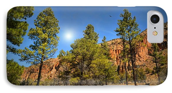 Canyon Crossing IPhone Case