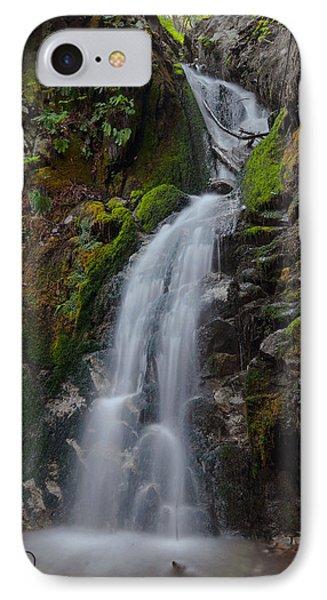 Canyon Falls - Big Sur IPhone Case