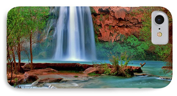 Canyon Falls IPhone Case by Scott Mahon