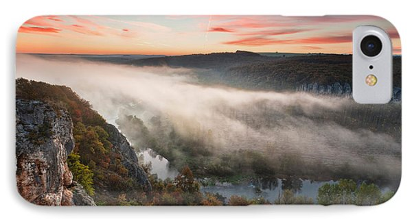 Canyon Of Mists Phone Case by Evgeni Dinev