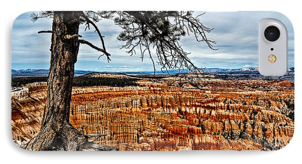 Canyon Overlook Phone Case by Christopher Holmes