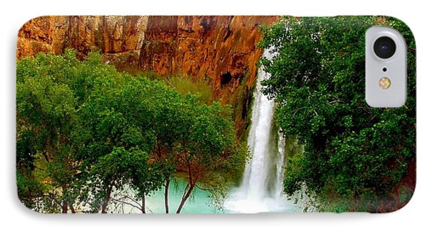 Canyon Paradise IPhone Case by Brent Sisson