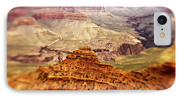 Canyon Peak Phone Case by Scott Pellegrin