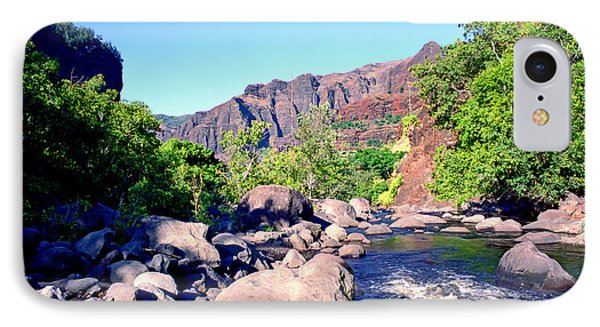 Canyon River  Phone Case by Kevin Smith