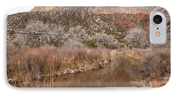 Canyon River IPhone Case by Ricky Dean