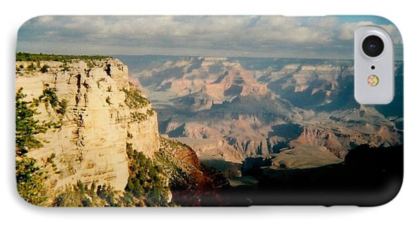 IPhone Case featuring the photograph Canyon Shadows by Fred Wilson