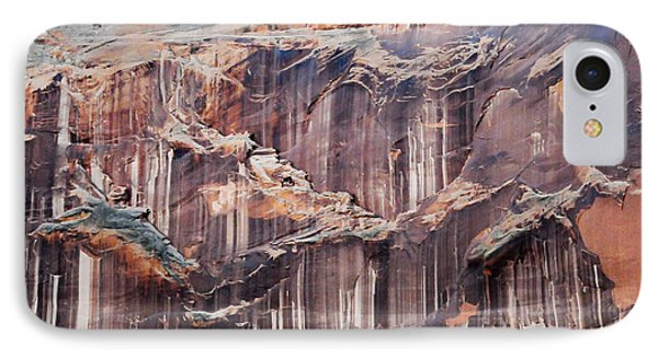 Canyon Wall Tapestry IPhone Case