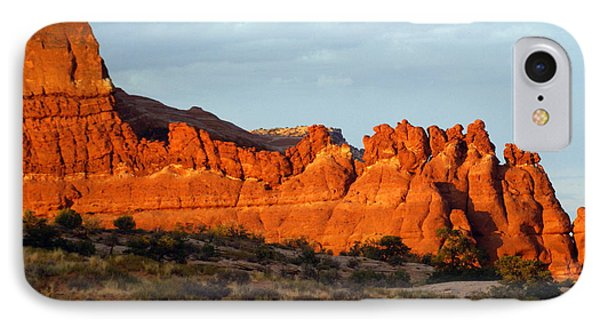 Canyonlands At Sunset Phone Case by Marty Koch
