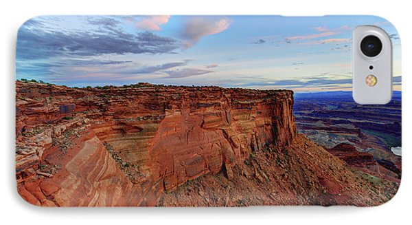 Canyonlands Delight Phone Case by Chad Dutson