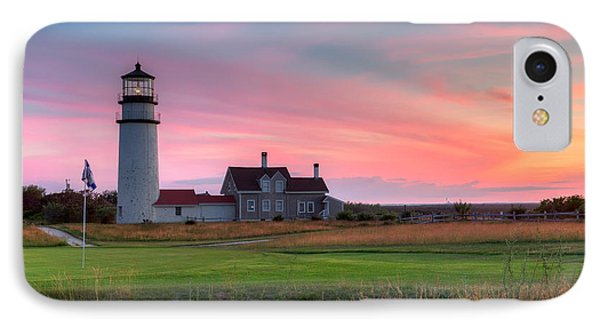 Cape Cod Highland Links IPhone Case by Bill Wakeley
