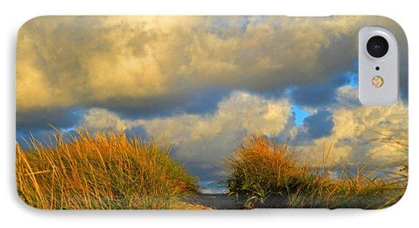 Cape Cod Sand Dunes IPhone Case
