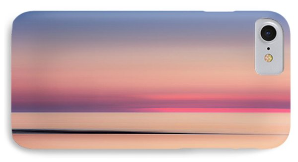 Cape Cod Sunset Colors IPhone Case by Bill Wakeley