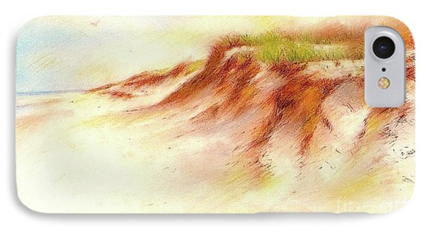 Cape Dunes IPhone Case by David Kelley