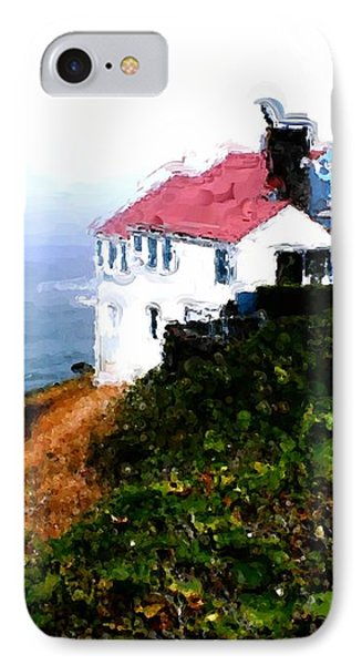 Cape Foulweather Phone Case by Methune Hively