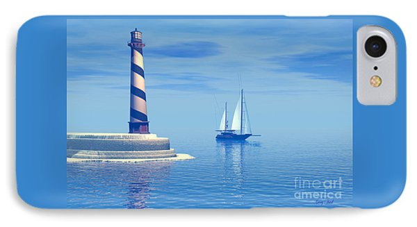 Cape Hatteras Phone Case by Corey Ford