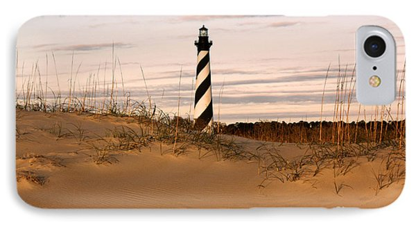 Cape Hatteras Lighthouse IPhone Case by Tony Cooper
