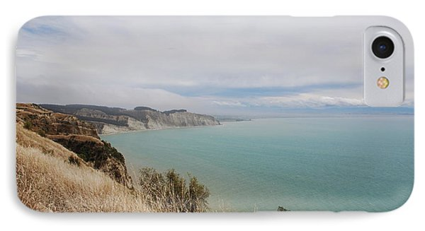 IPhone Case featuring the photograph Cape Kidnappers Golf Course New Zealand by Jan Daniels