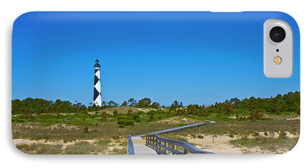 Cape Lookout 2 IPhone Case by Betsy Knapp