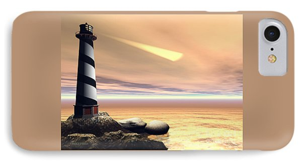 Cape Lookout Phone Case by Corey Ford