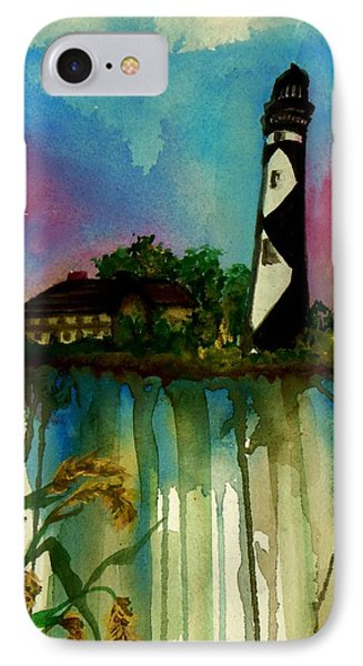 Cape Lookout IPhone Case by Lil Taylor