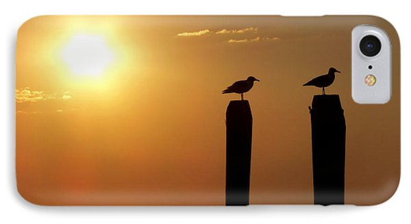 Cape May Morning IPhone Case