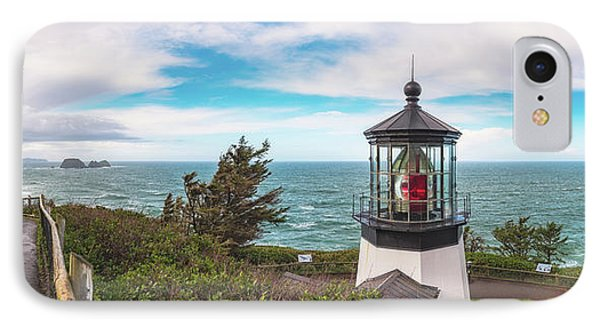 IPhone Case featuring the photograph Cape Meares Bright by Darren White