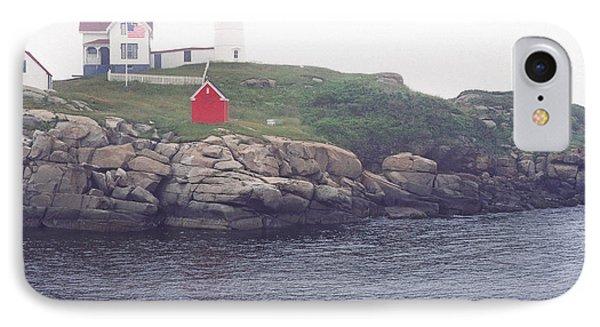 Cape Neddick Lighthouse Phone Case by Thomas R Fletcher