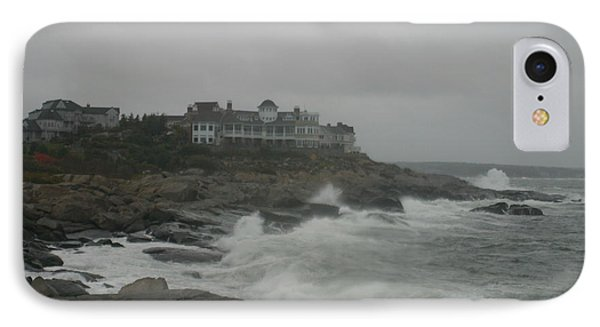 Cape Neddick Maine IPhone Case by Imagery-at- Work