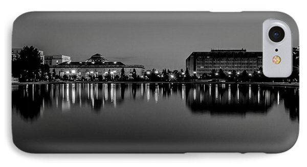 Capitol Reflection IPhone Case by Dado Molina