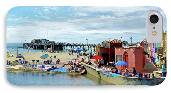 Capitola Begonia Festival Weekend IPhone Case