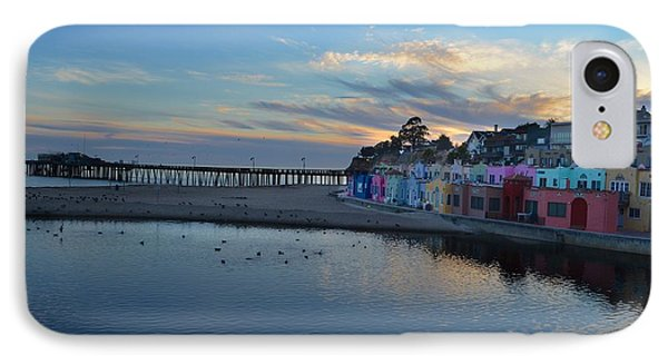 Capitola In October IPhone Case by Alex King