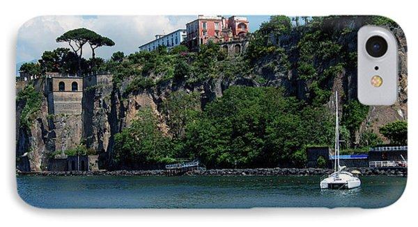 Capri And Marina Piccola IPhone Case