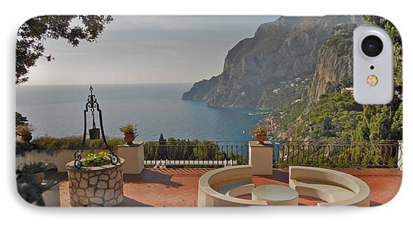 Capri Panorama IPhone Case