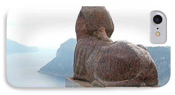 Capri, Villa San Michele 1 IPhone Case