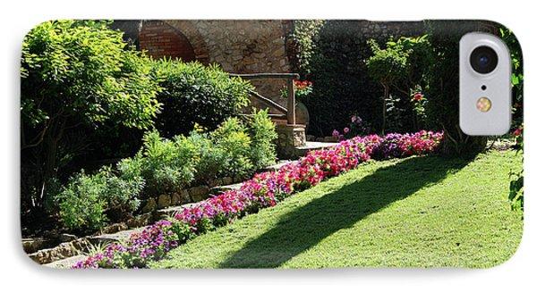 Capri's Gardens Of Augustus IPhone Case