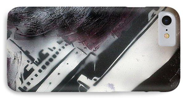 Capsize IPhone Case by Tim Blackburn