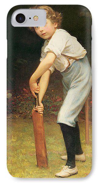 Captain Of The Eleven Phone Case by Philip Hermogenes Calderon