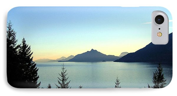 Captivating Howe Sound Phone Case by Will Borden