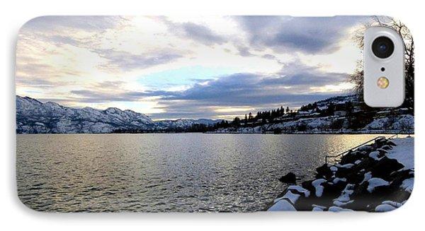Captivating Okanagan Lake Phone Case by Will Borden