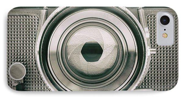 Capture IPhone Case by Wim Lanclus