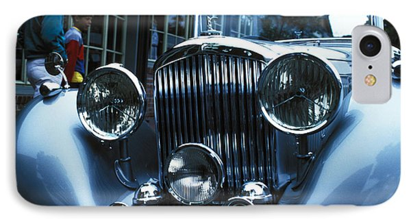 Car Envy Phone Case by Carl Purcell