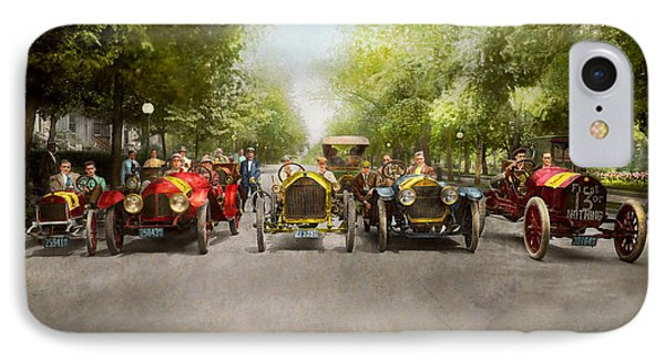 Car - Race - Hold On To Your Hats 1915 IPhone Case