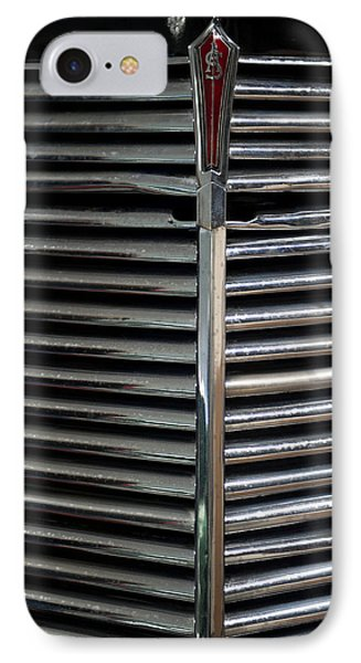 Car Radiator I IPhone Case by Helen Northcott