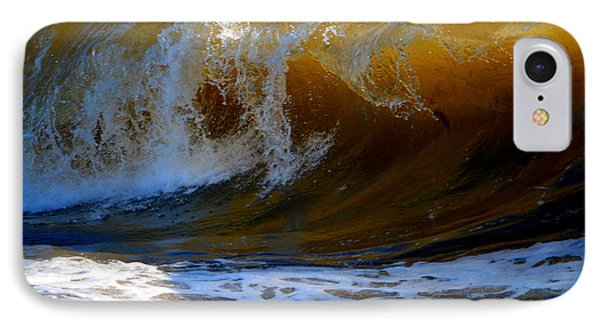 Caramel Swirl IPhone Case