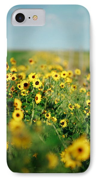 Carefree IPhone Case by Todd Klassy