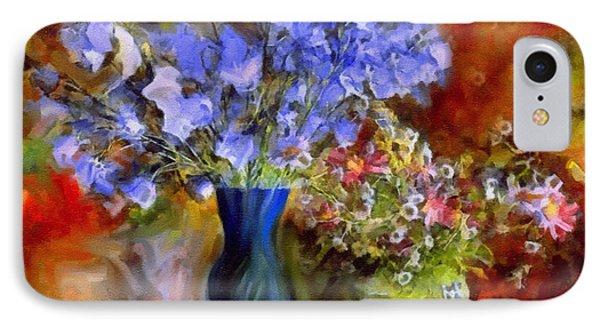 Caress Of Spring - Impressionism IPhone Case by Georgiana Romanovna