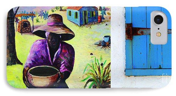 Caribbean Blues 2 IPhone Case