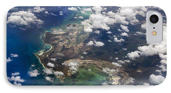 Caribbean Limitless Sky IPhone Case